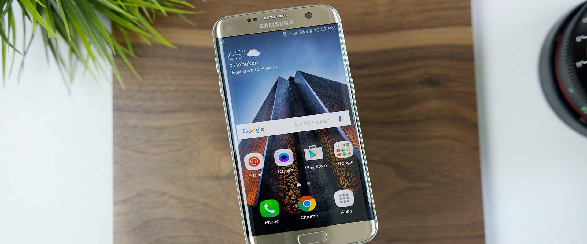 بررسی گوشی موبایل SAMSUNG GALAXY S7 Edge