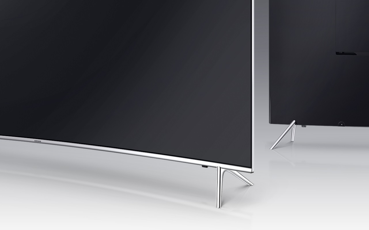 بررسی تلویزیون Samsung 55KS8985