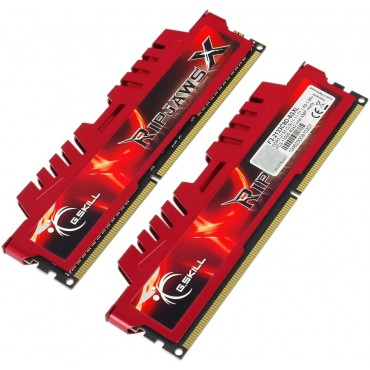 G.Skill Ripjaws X 8GB(2*4GB)  2133MHz CL9