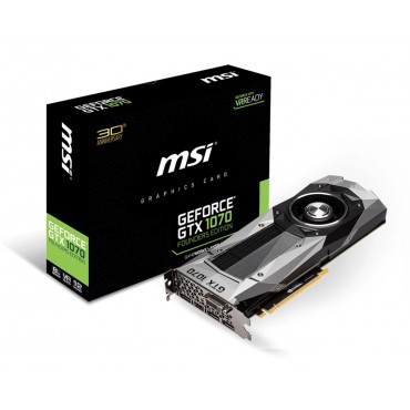 MSI GTX 1070 Founders Edition 8GB