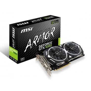 MSI GTX 1080 ARMOR OC 8GB