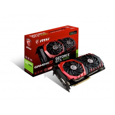 MSI GTX 1080 Gaming X Twin Frozr VI OC 8GB