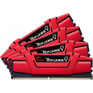 G.Skill Ripjaws V DDR4 16GB(4*4)