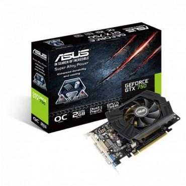 ASUS GTX 750 Ti OC 2GB