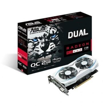 ASUS RX 460 Dual Fan OC 2GB