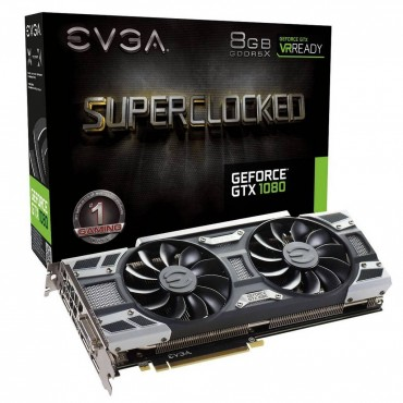 EVGA GTX 1080 SC GAMING 8GB