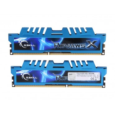 G.Skill Ripjaws X 16GB(2*8GB)  2133MHz CL10