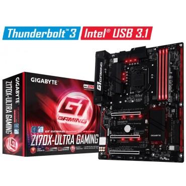 GIGABYTE Z170X-Ultra Gaming