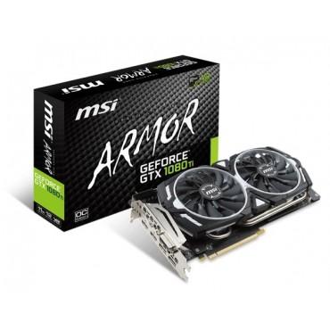 MSI GTX 1080 TI ARMOR 11GB OC