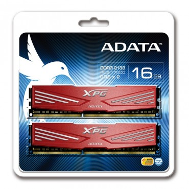 A.DATA XPG V1 16GB(2*8GB)  2133MHz CL10