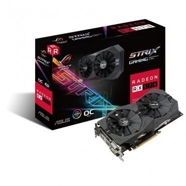ASUS ROG-STRIX-RX570-O4G Gaming