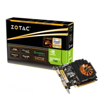 ZOTAC GT 730 SYNERGY Edition 4GB