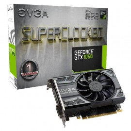EVGA GTX 1050 SC GAMING ACX 2.0 2GB