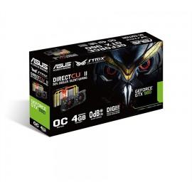 ASUS STRIX GTX 980 DC2OC  4GB GDDR5