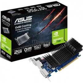 ASUS GT 730 Silent 2GB