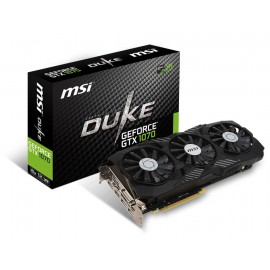 MSI GeForce GTX 1070 DUKE 8G OC