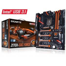 GIGABYTE Z170X-SOC FORCE