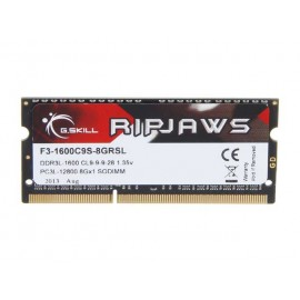 G.Skill Ripjaws SO-DIMM 1600MHz CL9 Notebook RAM
