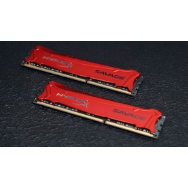 Kingston HyperX Savage 16GB(2*8GB) 1600MHz CL9