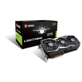 MSI GeForce GTX 1080 TI Lightning X 11G