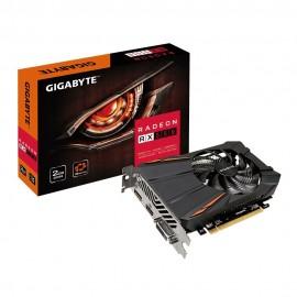 GigaByte GV-RX550 D5-2GD Graphics Card