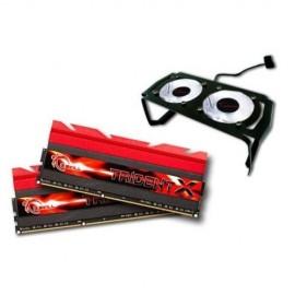 G.Skill Trident X 16GB(2*8GB)  2666MHz CL12+Fan